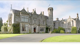 The Roxburghe Hotel and Golf Course, Chez Roux