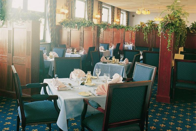 The Shetland Hotel - Restaurant