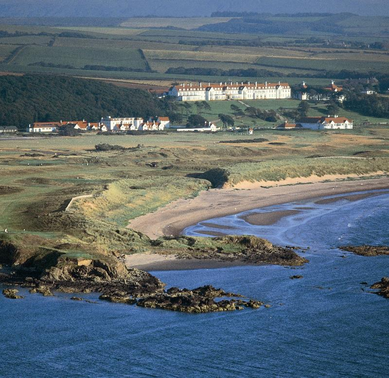 Turnberry Aerial View