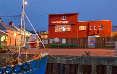 The Waterfront Fishouse Restaurant