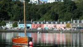 Tobermory Hotel, Island Diner