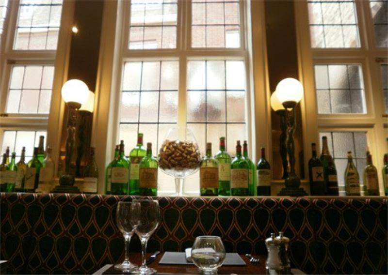 The Castle Bow Bar & Grill, Castle Hotel, Taunton