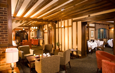The Garden Restaurant, Cisswood House Hotel