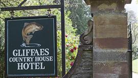 Gliffaes Hotel Local Gem