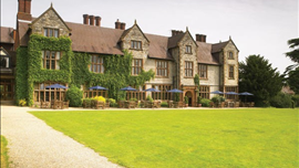 Billesley Manor Hotel, Stuart Restaurant