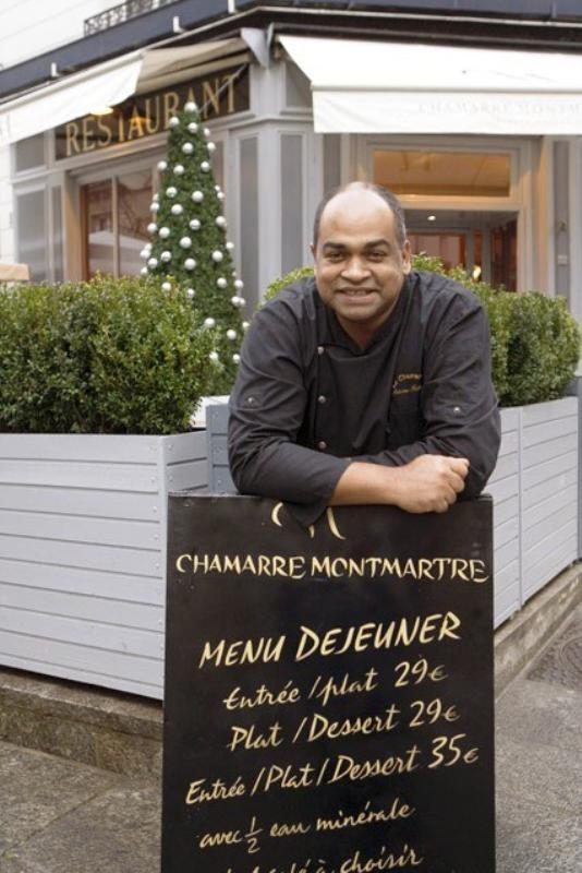 Chamarré Montmartre