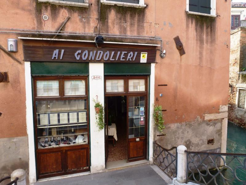 Ai Gondolieri