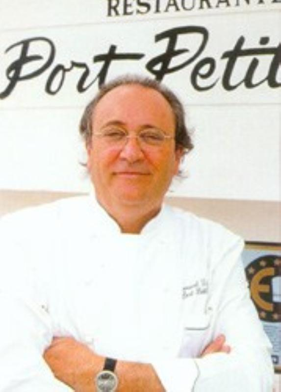 Chef Gerard Deymier Port Petit Cala d'Or