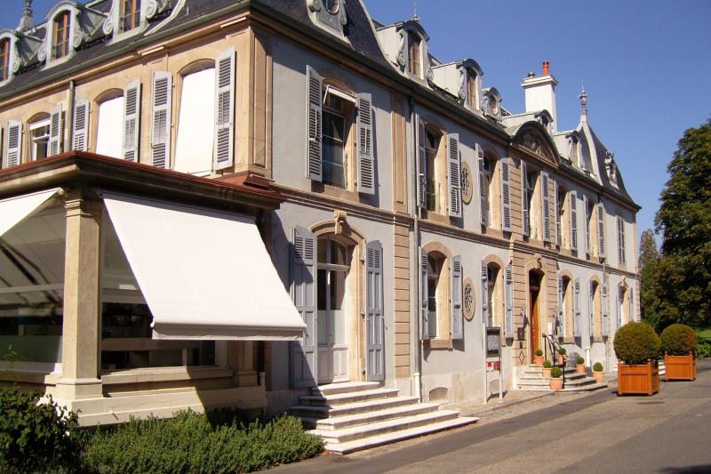 Restaurant Parc des Eaux-Vives