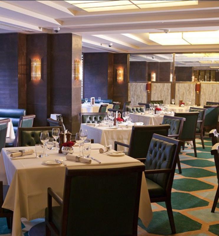 The Rib Room, Jumeirah Carlton Tower