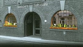 Webbe's at The Fish Café Local Gem