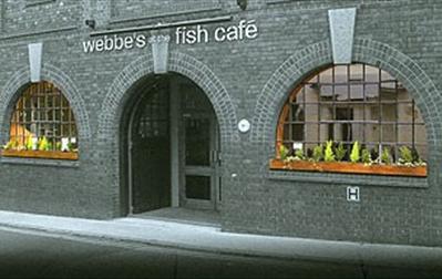 Webbe's at The Fish Café