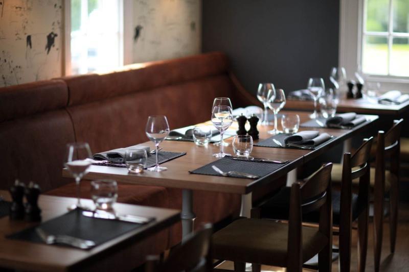 The Curlew Restaurant at Bodiam