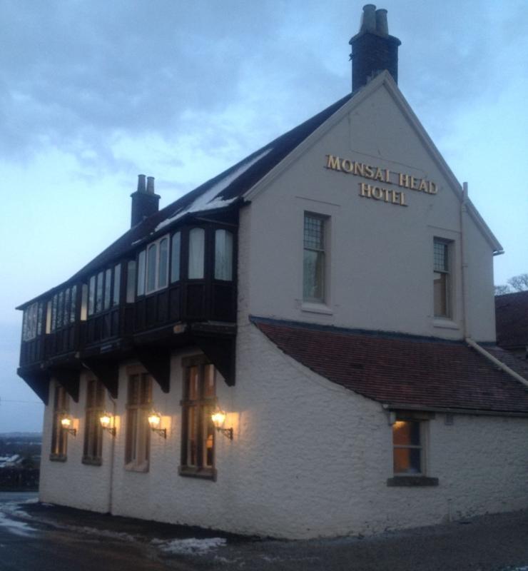 The Monsal Head Hotel, Longstone Restaurant