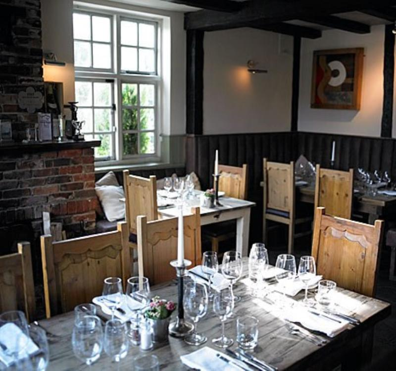 The Hand & Flowers Marlow