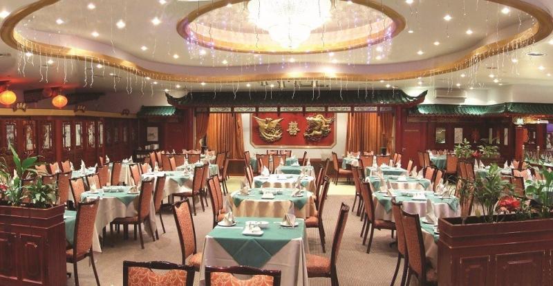 Ocean Treasure Chinese Restaurant Middleton Greater Manchester
