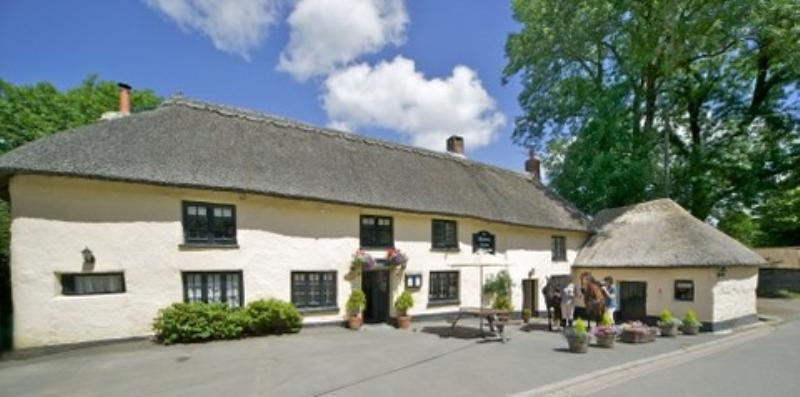 The Mason's Arms - Knowstone