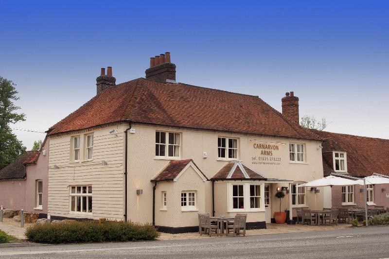 Carnarvon Arms Gastro Pub Restaurant Newbury Berkshire
