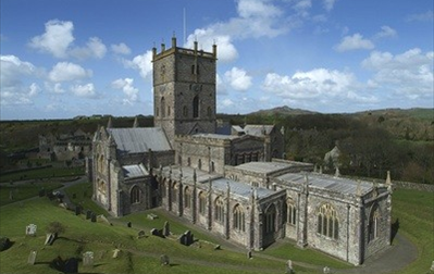 The Refectory at St Davids