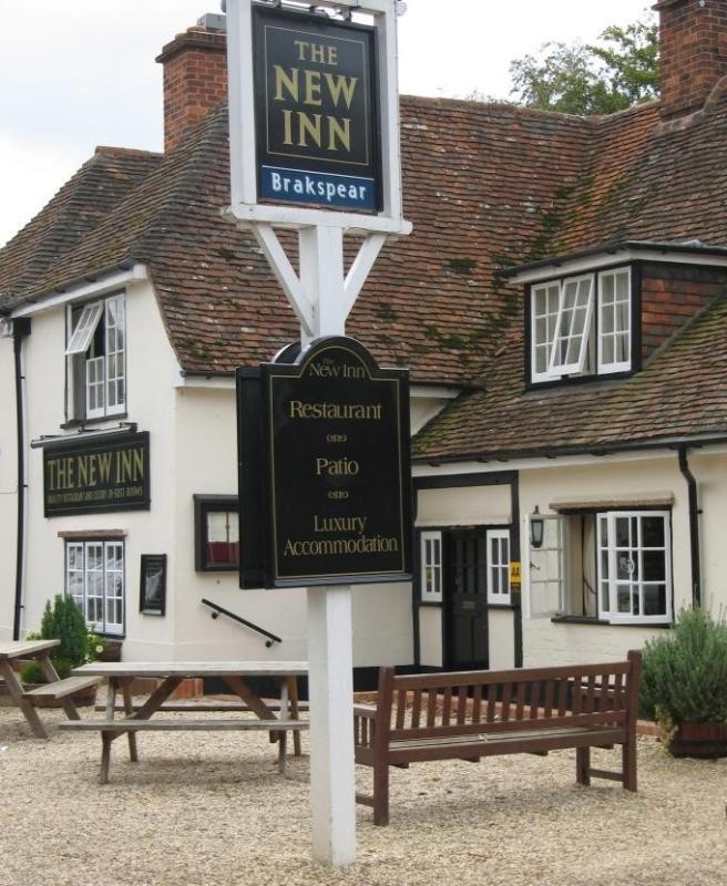 The New Inn - Kidmore End - Reading