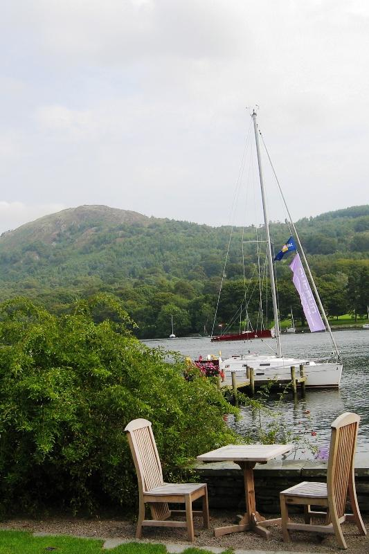 Lakeview Restaurant - Lakeside Hotel - Lake Windermere