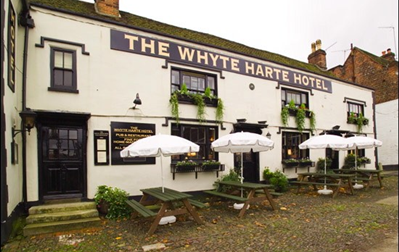The Whyte Harte Hotel