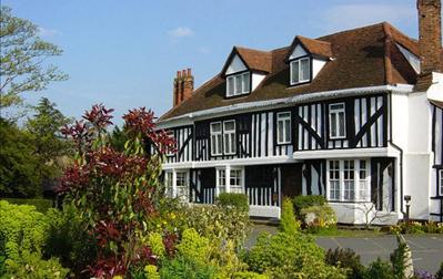 Tudors Restaurant, Marygreen Manor