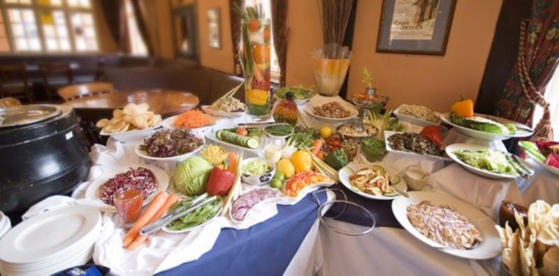 Annora Restaurant - Sunday Buffet