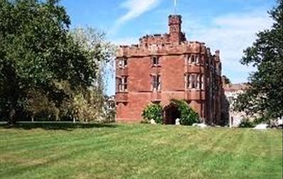 Ruthin Castle, Bertie's Restaurant