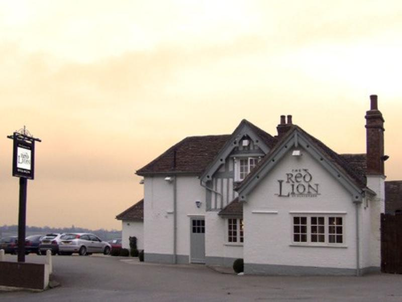 The Red Lion at Claverdon