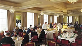 North West Castle Hotel, Regency Dining Room