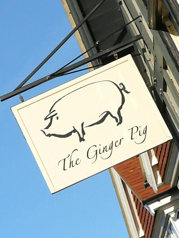 The Ginger Pig Brighton and Hove