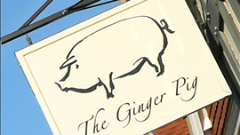 The Ginger Pig