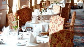Killashee House & Villa Spa, Turners Restaurant