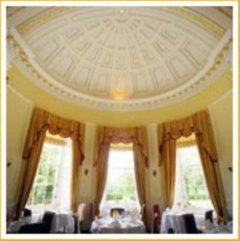 The Malton, Garden Room Restaurant