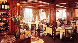 Butler Arms Hotel, Charlie's Restaurant