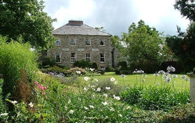 Kilmokea Country Manor, Peacock Room