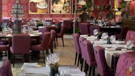 Brumus Bar & Restaurant, Haymarket Hotel