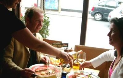 Cavistons Seafood Restaurant