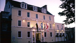 The Annandale Arms Hotel