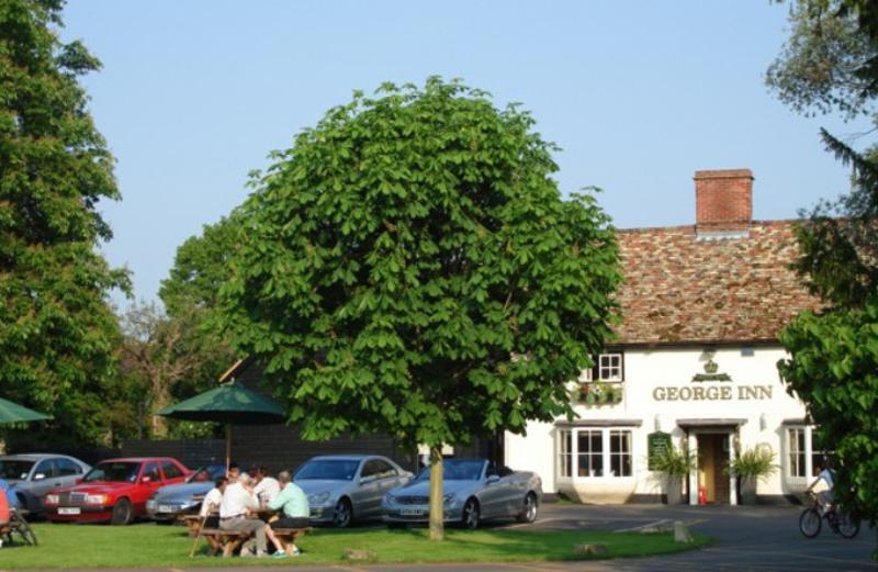 The George Inn Babraham