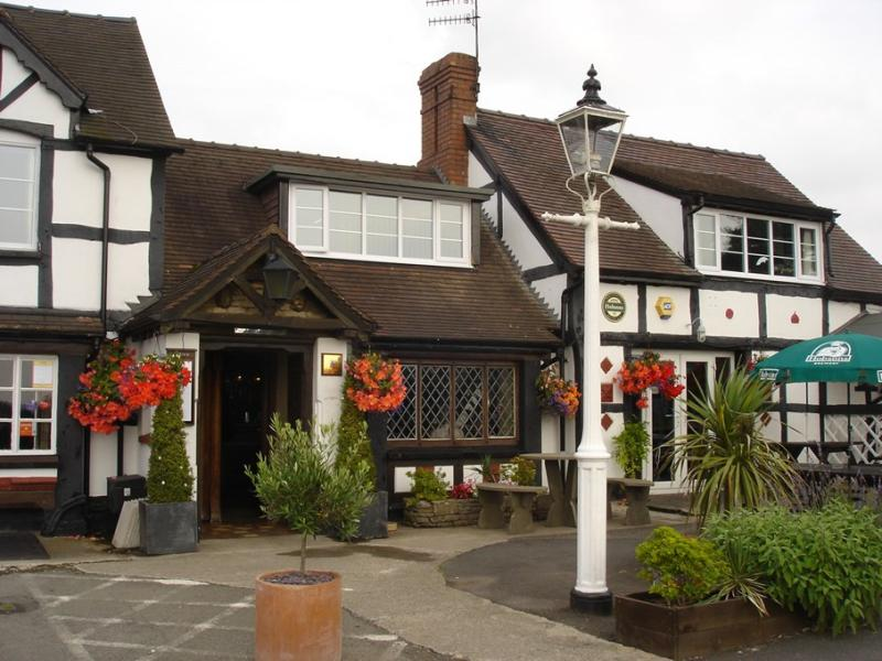 Whites Restaurant at the Rose & Crown