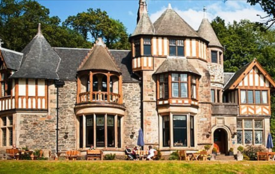 Restaurant at Knockderry House