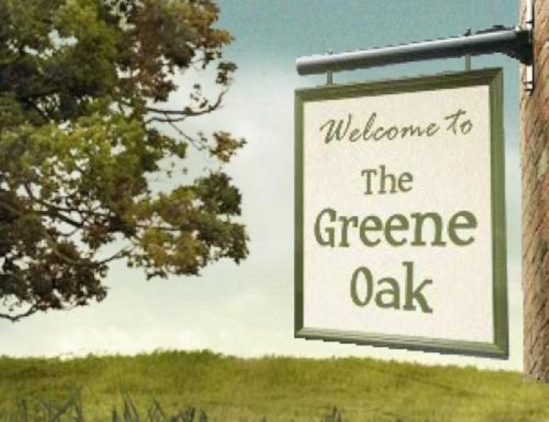 The Greene Oak Oakley Green Windsor