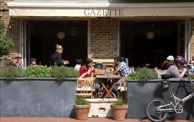 Gazette Brasserie