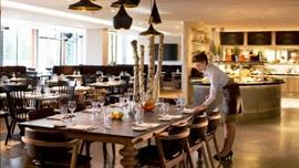 The Runnymede-on-Thames, Leftbank Restaurant