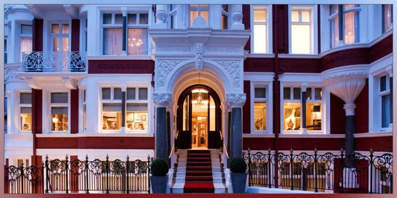 St James's Hotel & Club, Seven Park Place