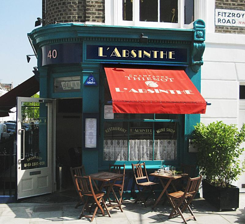 Absinthe Restaurant North London