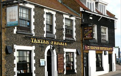 The Tartar Frigate Seafood Restaurant