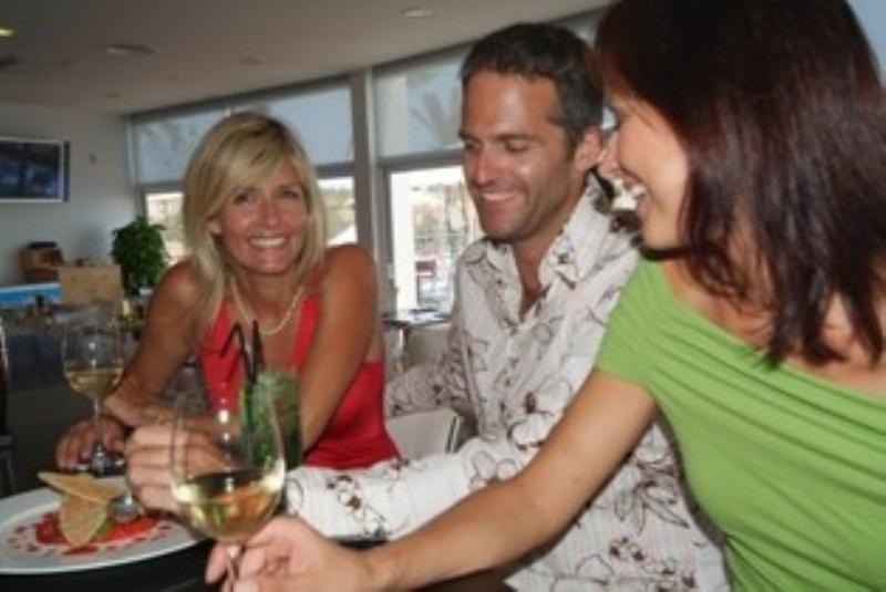 The Cala Vista Tapas Restaurant at the Yacht Club Cala D'Or